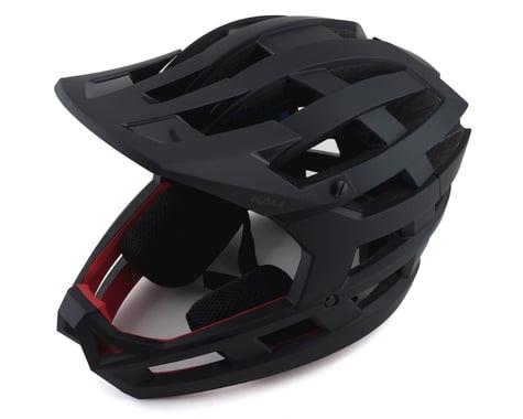 Kali Invader Helmet (Solid Matte Black) (XS/M)