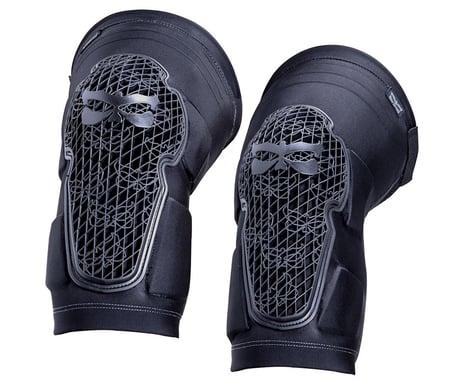 Kali Strike Knee Guards (Black/Grey) (Pair) (XL)