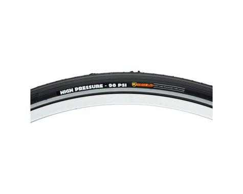 "Kenda Street K35 Road Tire (Black/Reflective) (27"") (1-1/4"")"