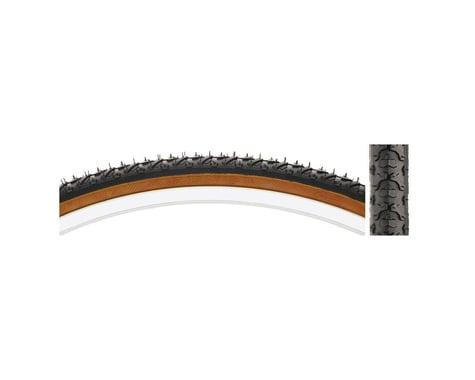 Kenda Kross Cyclo Hybrid Tire (Black/Mocha) (700c) (35mm)
