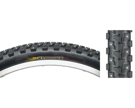 """Kenda Klondike K946 Studded Winter Tire (Black) (26"""") (1.95"""")"""