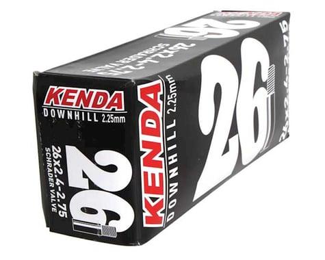"""Kenda 26"""" Downhill Inner Tube (Schrader) (2.4 - 2.75"""")"""