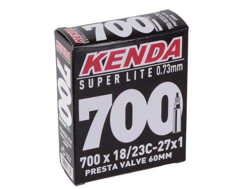 Kenda 700c Super Light Inner Tube (Presta) (18 - 23mm) (48mm)