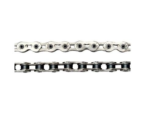 KMC K710SL SuperLite Kool Single Speed Chain (Silver) (100 Links)