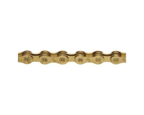 KMC X10Ti Chain (Gold) (10 Speed) (116 Links)