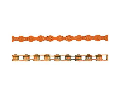 KMC Z410 Chain (Orange) (112 Links)