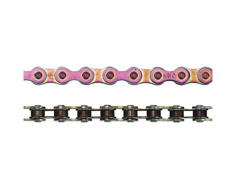 """KMC Z610HX Heavy Duty Chain (Neo Chrome) (Single Speed) (3/32"""") (112 Links)"""