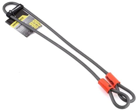 Kryptonite KryptoFlex 410 Double Loop Cable (10mm x 120cm)