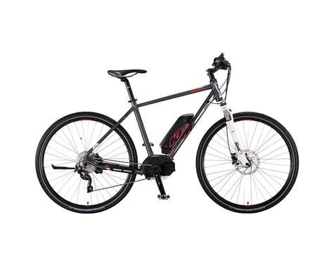 KTM Bicycles KTM Macina Cross 10 CX4 Electric Hybrid Bike (Black)