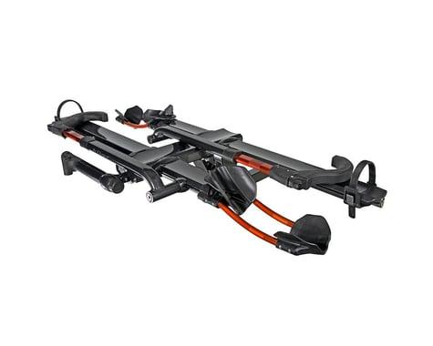 "Kuat NV 2.0 2 Bike Platform Hitch Rack (Grey/Orange) (2"" Receiver)"