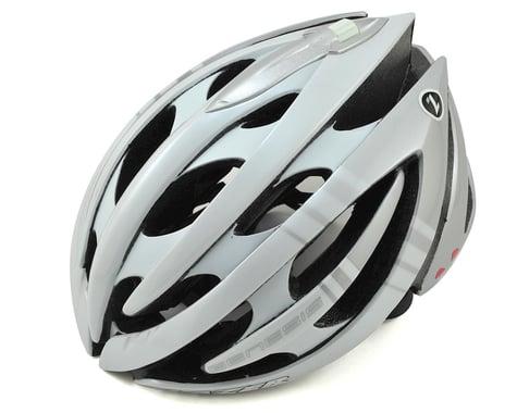 Lazer Genesis LifeBEAM Smart Helmet w/heart rate monitor (White) (Med)