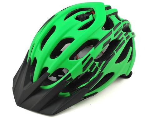 Lazer Magma MTB Helmet (Flash Green)
