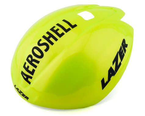 Lazer G1 Aeroshell (Flash Yellow) (S)