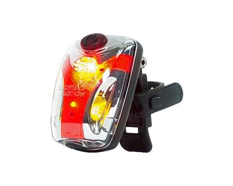 Light & Motion Vis 180 Micro Tail Light - Silver