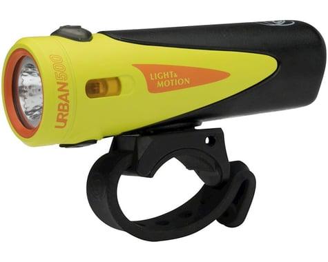 Light & Motion Urban 500 Headlight (Yellow)