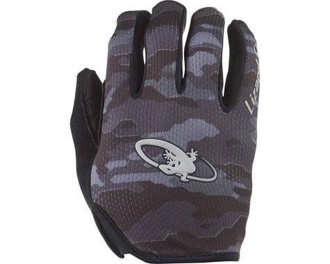 Lizard Skins Monitor Gloves - Blue Strike, Full Finger, Large