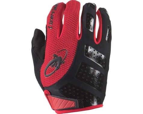 Lizard Skins Monitor SL Full Finger Gloves (Jet Black/Red)
