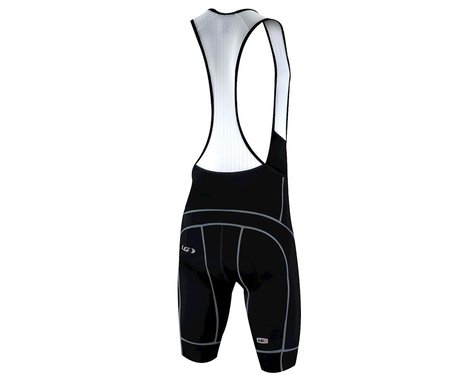 Louis Garneau Sport Bib Shorts - Performance Exclusive (Black)