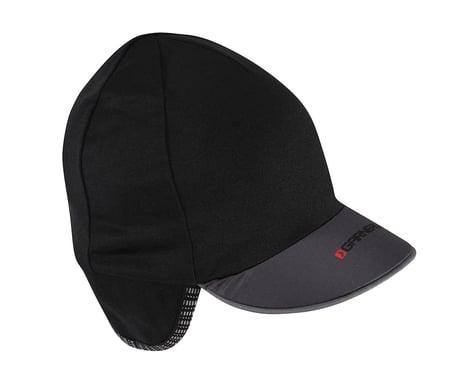 Louis Garneau Winter Cap (Black/Grey) (S/M)