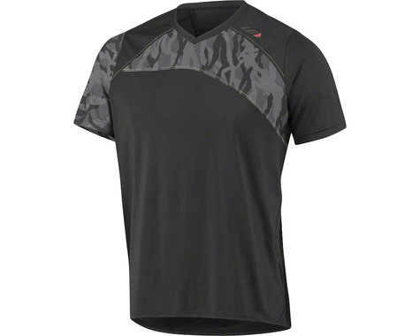 Louis Garneau Andes MTB T-Shirt (Black/Gray)
