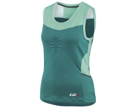 Louis Garneau Women's Emilia Top (Green/Cricket)