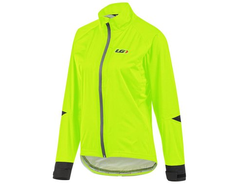 Louis Garneau Commit Waterproof Jacket (Bright Yellow)