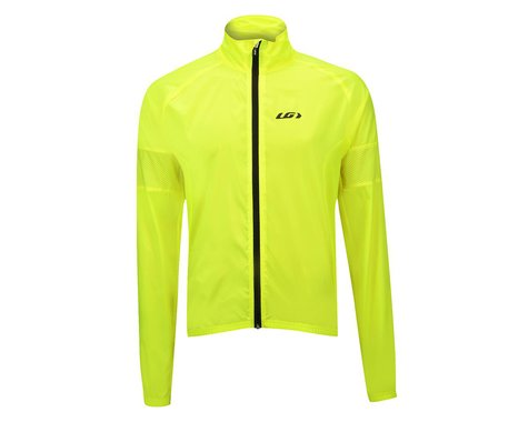 Louis Garneau Modesto 3 Cycling Jacket (Yellow) (XL)