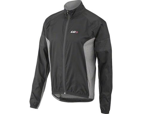 Louis Garneau Modesto 3 Cycling Jacket (Black/Grey) (S)