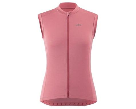 Louis Garneau Women's Beeze 3 Sleeveless Jersey (Pink)