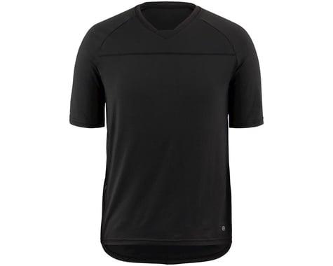 Louis Garneau HTO 3 Jersey (Black) (S)