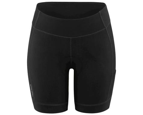 Louis Garneau Women's Fit Sensor 7.5 Shorts 2 (Black) (XL)