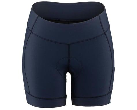 Louis Garneau Women's Fit Sensor 5.5 Shorts 2 (Dark Night) (S)