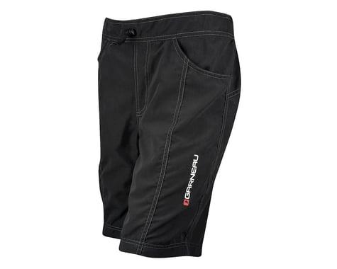 Louis Garneau Women's Cyclo 2 Baggy Shorts (Black) (Xxlarge)