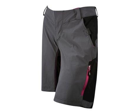 Louis Garneau Zappa Women's Baggy Shorts (Grey) (Xxlarge)