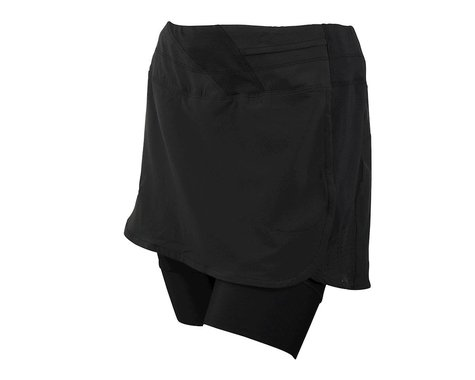 Louis Garneau Women's Rio Skort (Black) (Xx-Large 35-37)