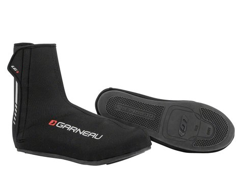 Louis Garneau Thermal Pro Shoe Covers (Black) (S)