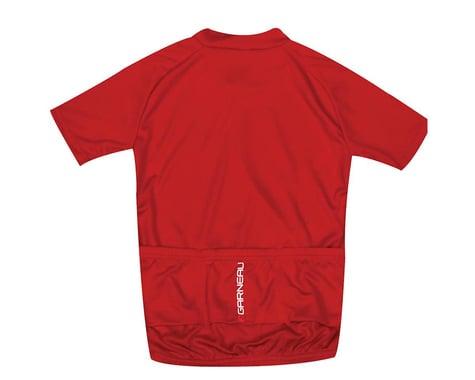 Louis Garneau Kid Short Sleeve Jersey (Blue)