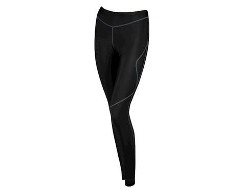 Louis Garneau Women's Ridge Thermal Tights - Performance Exclusive (Black)