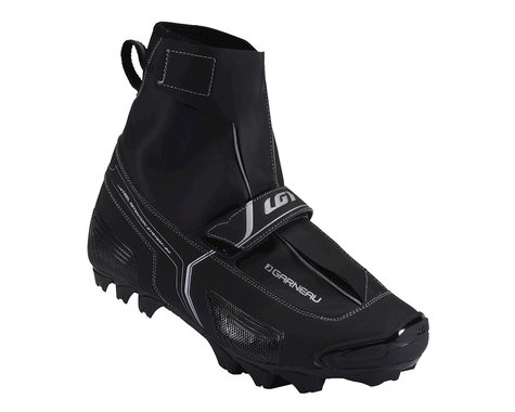 Louis Garneau Frontier Winter Cycling Shoes - Performance Exclusive (Black/Grey)