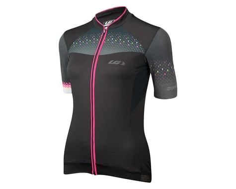 Louis Garneau Women's Stunner RTR Short Sleeve Jersey (Grey/Pink)