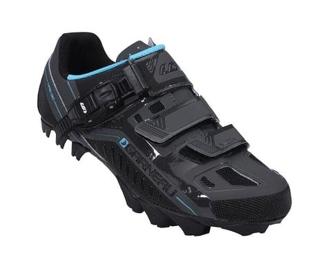 Louis Garneau Women's Mica MTB Shoes (Black/Blue)