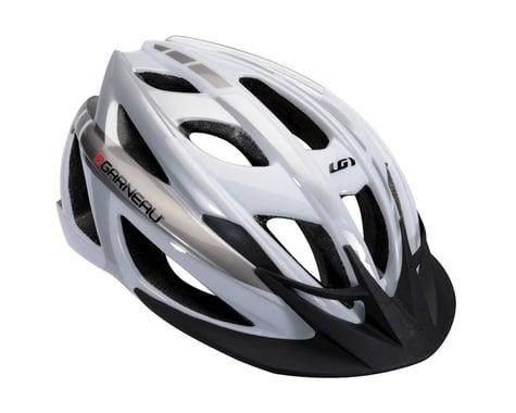 """Louis Garneau Le Tour Sport Helmet (White-Silver) (Universal Adult 20.25-23.5"""")"""