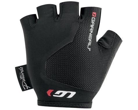 Louis Garneau Mondo 2 Women's Short Finger Bike Gloves (Black)