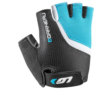 Louis Garneau Women's Biogel RX-V Gloves (Atomic Blue)