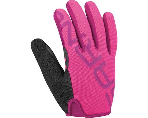 Louis Garneau Women's Ditch Mountain Bike Gloves (Pink)