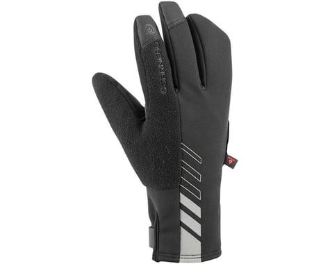 Louis Garneau Shield + Gloves (Black) (S)
