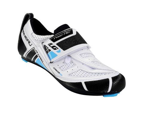 Louis Garneau Women's Tri X-speed Tri Shoes (White)