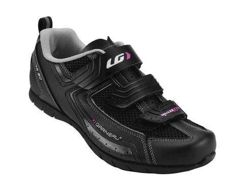 Louis Garneau Women's Multi Lite Cycling Shoes - Closeout! (Black)