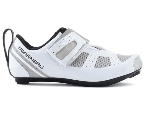 Louis Garneau Tri X-Speed III Shoe (White/Drizzle)
