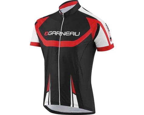 Louis Garneau Equipe Jersey (Black/Red)